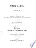 Memoir Of The Egypt Exploration Fund book