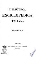Biblioteca Enciclopedica Italiana  Scelta di Poemi Giocosi