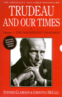 Trudeau and Our Times Book PDF