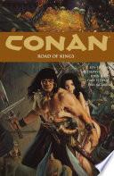 Conan Volume 11 Road Of Kings book