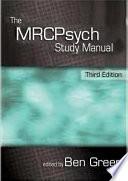 Mrcpsych Study Manual