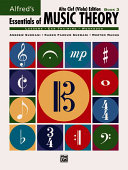 Essentials of Music Theory, Bk 3: Alto Clef (Viola) Edition