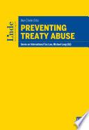Preventing Treaty Abuse