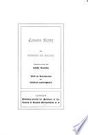 Cousin Betty Book PDF