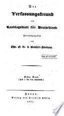 Der Verfassungsfreund