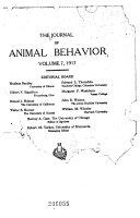 the-journal-of-animal-behavior