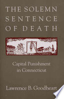 The Solemn Sentence of Death