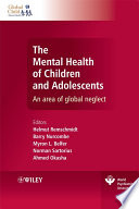 The Mental Health Of Children And Adolescents book