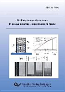 Capillary Transport Processes in Porous Materials