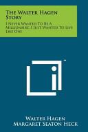 The Walter Hagen Story book
