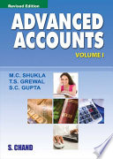 Advanced Accounts Vol I