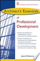 Architect s Essentials of Professional Development