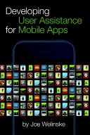 Developing User Assistance for Mobile Applications