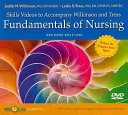 Skills Videos to Accompany Wilkinson And Treas Fundamentals of Nursing