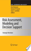 Risk Assessment  Modeling and Decision Support