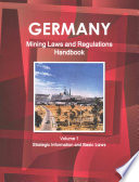 Germany Mining Laws and Regulations Handbook