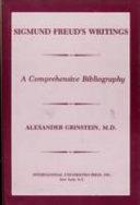 Sigmund Freud's Writings