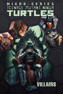 Teenage Mutant Ninja Turtles Villains Micro series