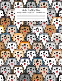 Shiba Inu Dog Mom Weekly Planner October 2018 December 2019