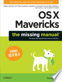Os X Mavericks The Missing Manual