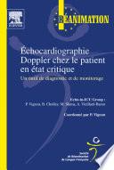 Échocardiographie Doppler chez le patient en état critique