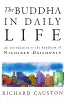 The Buddha In Daily Life Book