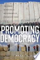 Promoting Democracy Book PDF