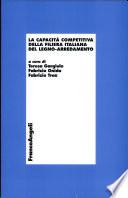 La capacit   competitiva della filiera italiana del legno arredamento
