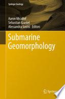 Submarine Geomorphology