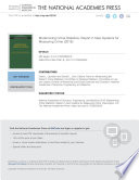 Modernizing Crime Statistics Report 2 book