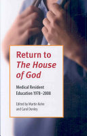 Return to The house of God
