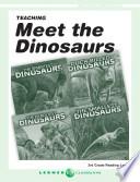 Conoce a Los Dinosaurios  Meet the Dinosaurs Set II