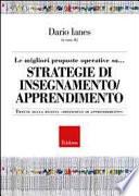 Le migliori proposte operative su    Strategie di insegnamento apprendimento  Tratte dalla rivista   Difficolt   di apprendimento