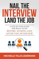 Nail the Interview  Land the Job