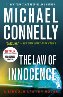 The Law of Innocence Book