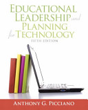 Educational Leadership and Planning for Technology