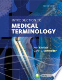 Ebook Introduction to Medical Terminology Epub Ann Ehrlich,Carol L. Schroeder Apps Read Mobile