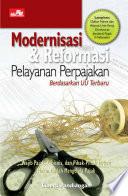 Modernisasi & Reformasi Pelayanan Perpajakan