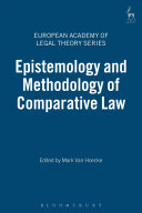 Epistemology and Methodology of Comparative Law