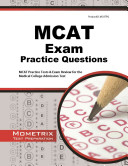MCAT Exam Practice Questions