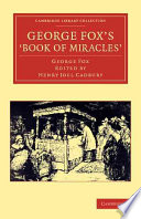 George Fox s  Book of Miracles