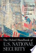 The Oxford Handbook of U S  National Security