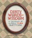 Dirty Words of Wisdom