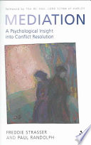 Mediation A Psychological Perspective Although Written In Part From