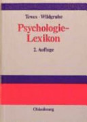 Psychologie-Lexikon