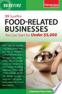 55 Surefire Food Related Businesses You Can Start for Under  5000