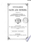 Nottinghamshire facts and fictions Book PDF