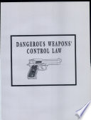 Dangerous Weapons Control Law 1991