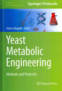 Yeast Metabolic Engineering