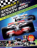 Formula 1 Sticker Activity Book